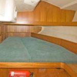 Omiros Jeanneau aft cabin double