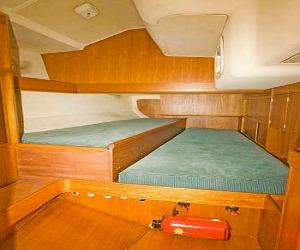 Jeanneau 51 aft cabin - singles