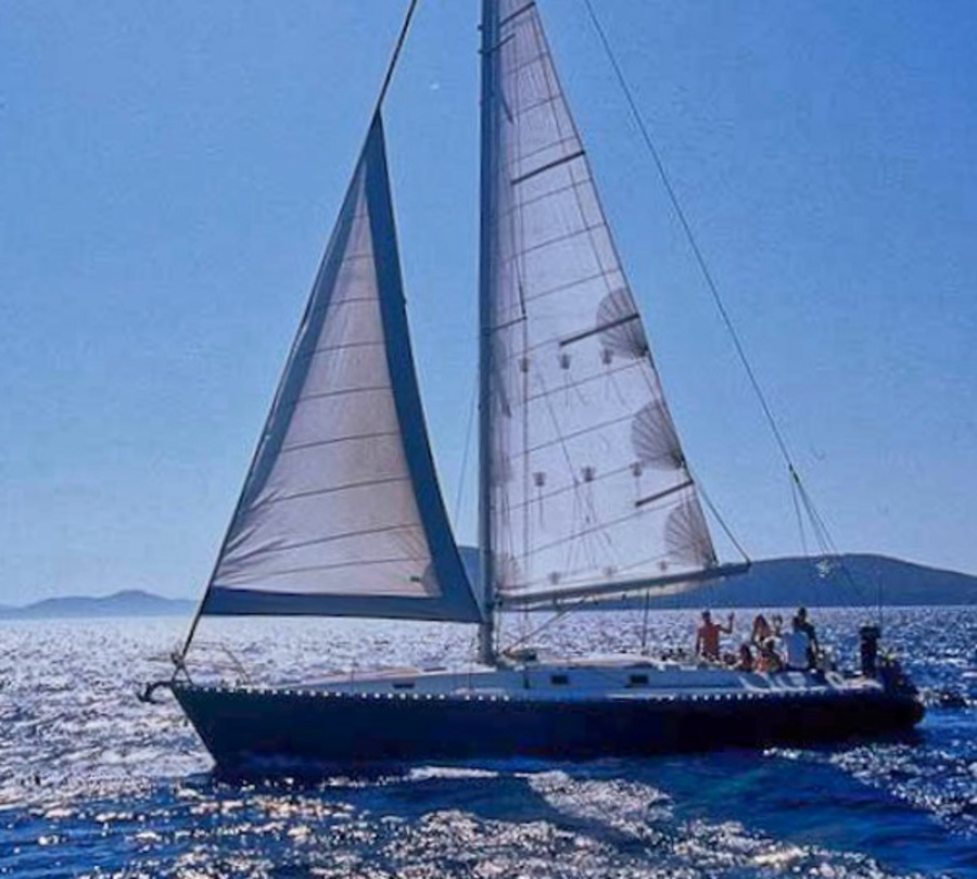 Atlantic 49' Angelina