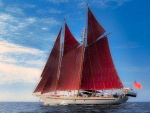 Dallinghoo full sail